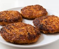 Hähnchen-Patties