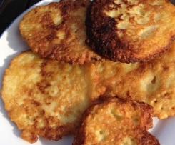 Kartoffelpuffer wie bei Oma