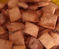 Uromas Aufläufer - Zuckerkekse