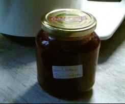 Erdbeer Brombeer Marmelade