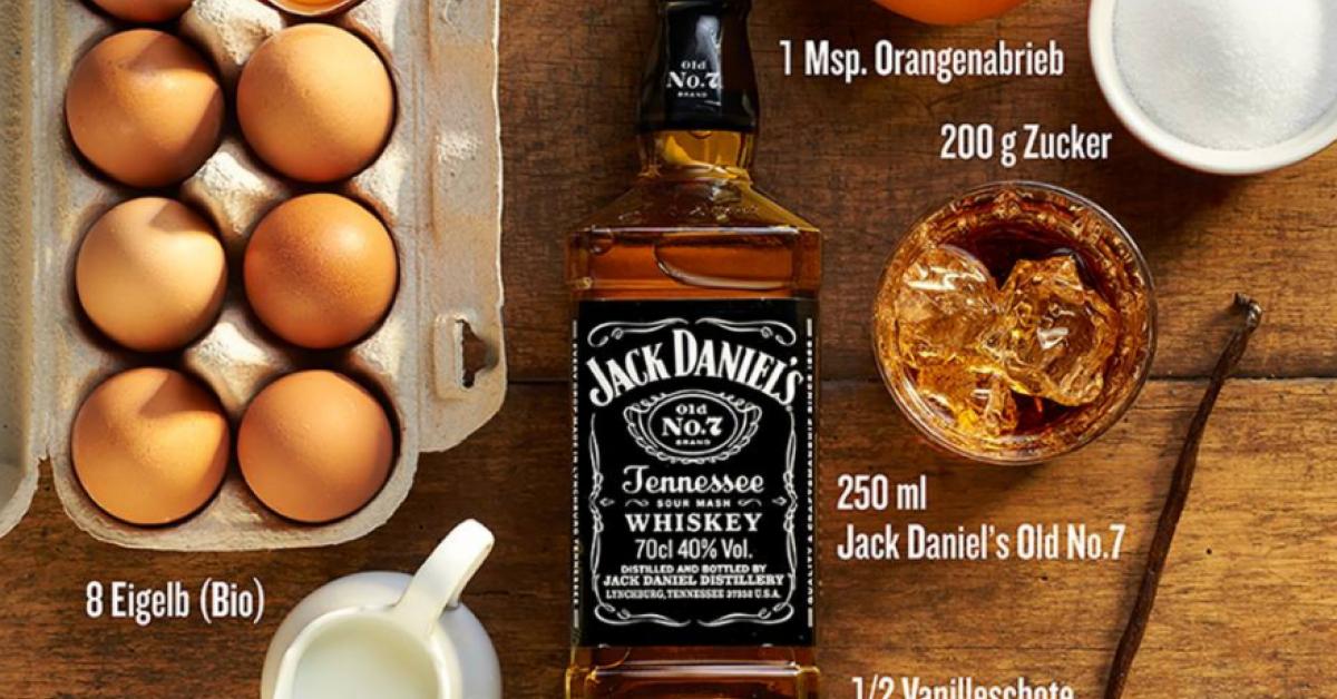 Jack Daniel's Eierlikör