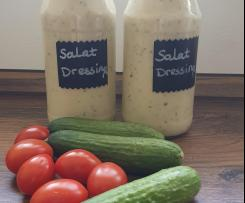 Dressing für alle Salate Low Carb