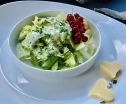 Patricias leichtes Salatdressing
