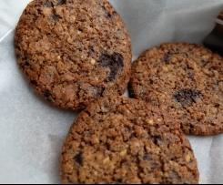 Double Chocolat Cookies