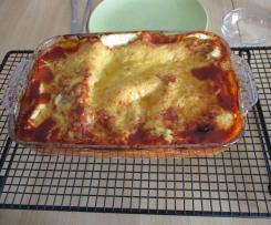 Lasagne à Chili con Carne