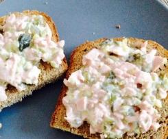 leckerer Fleischsalat ohne Reue( WW 1P pro 1 Eßl.)