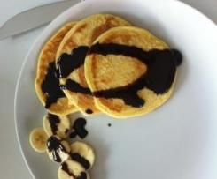Pancakes nach Jamie Oliver