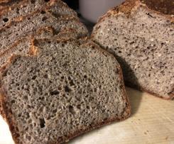 Variation Schnelles Buchweizen-Quark-Brot