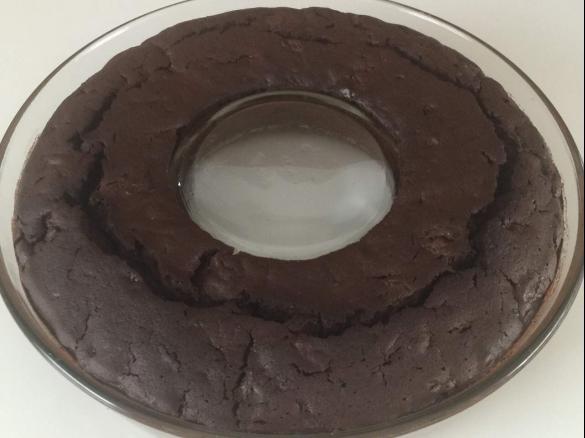 Schoko Kirsch Kuchen Auch Als Mikrowellenkuchen Von Lobibi Ein