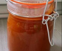 Currywurst-Sauce a la Sansibar