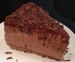 Schokoladen Cheesecake - blitzschnell