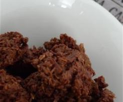 Feine Schokoladen-Knusperchen