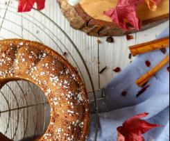Marmor-Haselnuss-Kuchen (vegan)