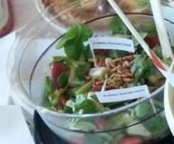 yum yum salat von ein thermomix rezept aus der kategorie vorspeisen salate auf www. Black Bedroom Furniture Sets. Home Design Ideas