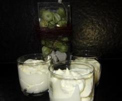 Limetten-Mousse