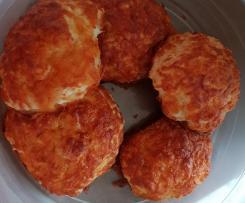 Nicoles leckerer Käsebrötchen wie vom Bäcker