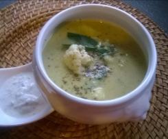 Mangold-Kartoffel-Blumenkohl-Curry