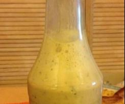 Salatsoße Eigenkreation