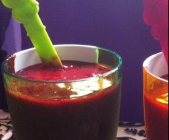 Himbeer-Minz-Drink
