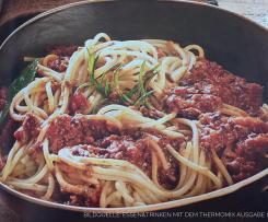 ☆ Pilz-Bolognese, vegetarisch / vegan ☆