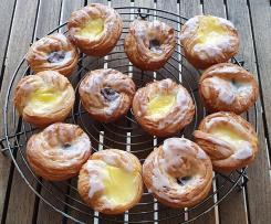 Cruffins (Muffins mit Hefeteig)