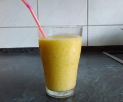 Mango-Feigen-Smoothie