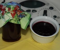 Zwetschgen-Blaubeer-Marmelade