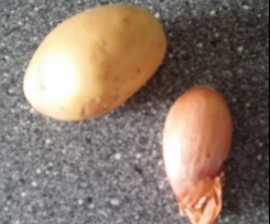 Kartoffel-Gemüse-Cremesuppe