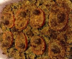 Zucchini-Auflauf a la Provencale