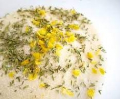 Zitronen Thymian Butter