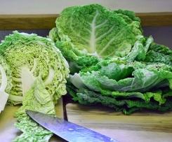 Rahmwirsing Gemüse
