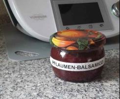 Italienische Pflaumenmarmelade