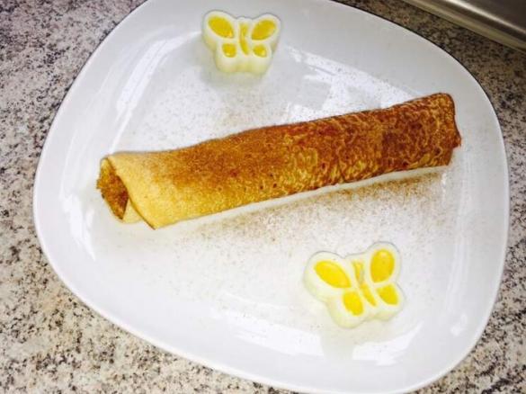 Süße Versuchung 3 Eierkuchen Pfannkuchen Von Naddii Ein