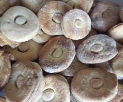 Variation Kekse für Babys- zuckerfrei