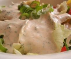 Amerikanisches Salatdressing selbstgemacht