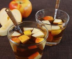Apfel-Wein-Punsch