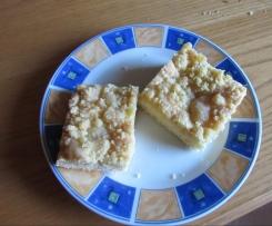 Schneller Streuselkuchen
