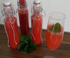 Erdbeer-Limes ... Rezept des Tages v. 04.02.2016 ...