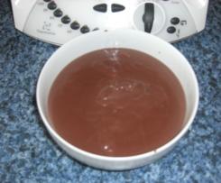 Vanillepudding aus dem Tütchen