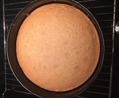 Orangenrührkuchen a la Tante Erna