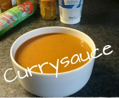 Currysauce ....ohne Tüte!!!
