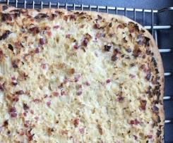 Krautkuchen / Dettinger Krautkuchen