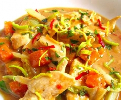 Rotes Thai Curry