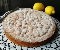 Lemon Curd Kuchen