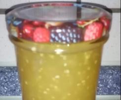 Tomatillo-Marmelade