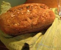3 Minuten Brot mit verschiedenen Ölsaaten