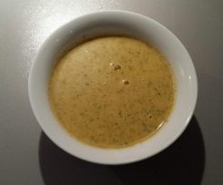 Leckere Gemüsesuppe - Low Carb