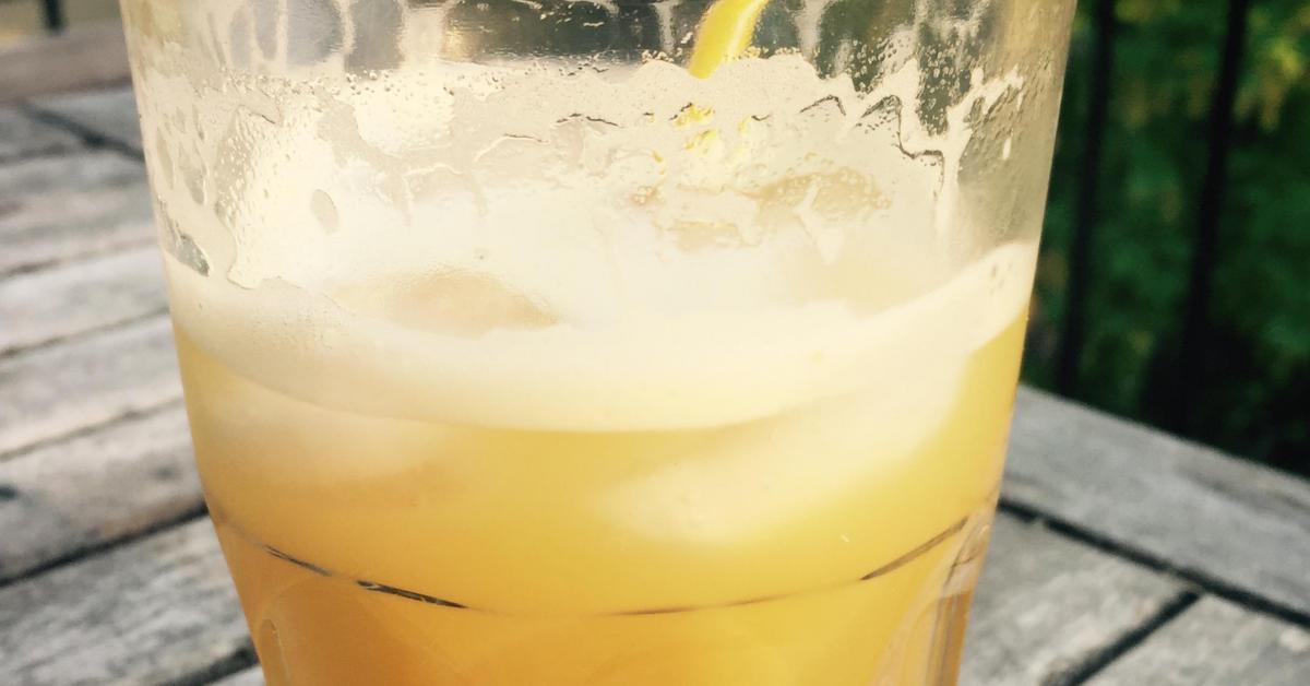 Amazonas alkoholfreier cocktail von san diego ein for Cocktail thermomix