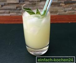 Minze-Zitrone-Limonade