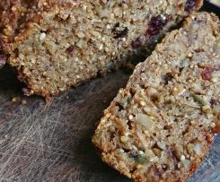 Quinoa Brot